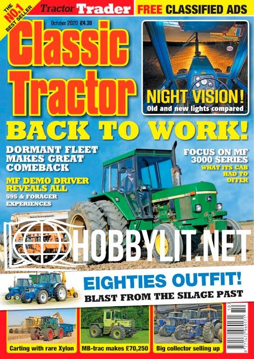 Classic Tractor - October 2020