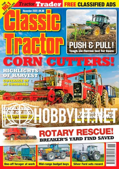 Classic Tractor - November 2020