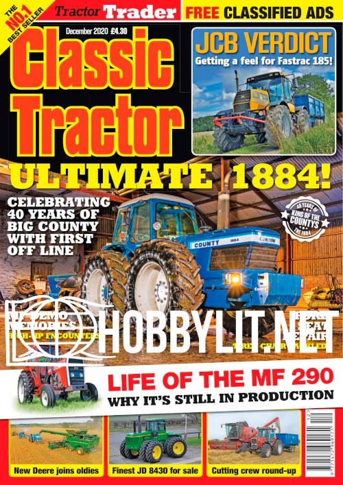 Classic Tractor - December 2020