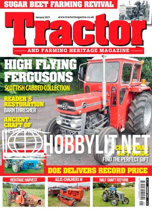 Tractor & Farming Heritage Magazine - January 2021