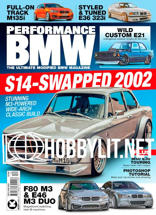 Performance BMW - December/January 2021