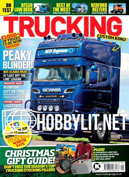 Trucking - January 2021