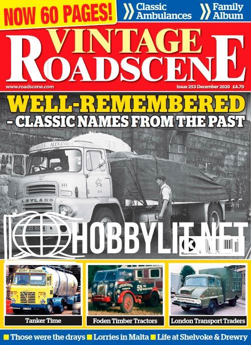 Vintage Roadscene - December 2020