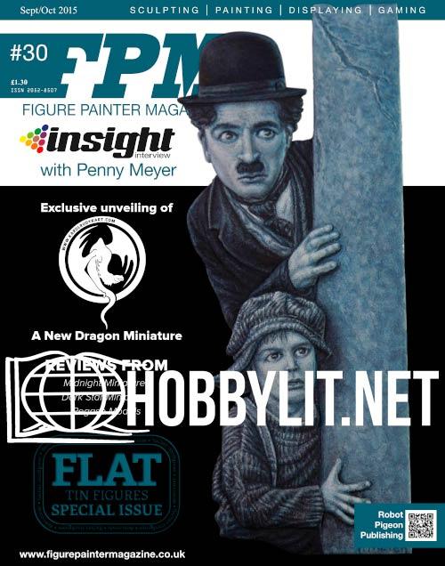 Figure Painter Magazine Issue 30