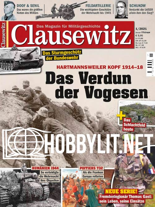 Clausewitz - Januar/Februar 2020