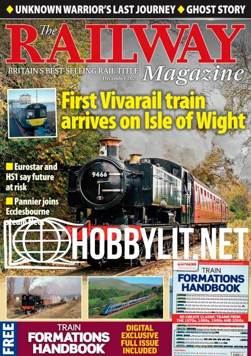 The Railway Magazine - December 2020