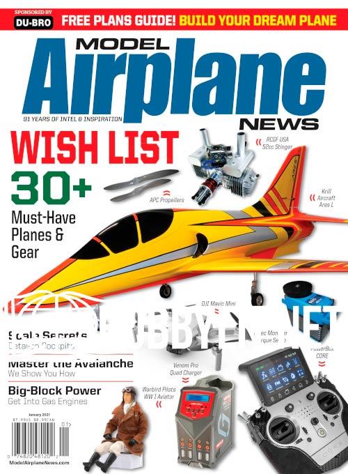 Model Airplane News – February 2021