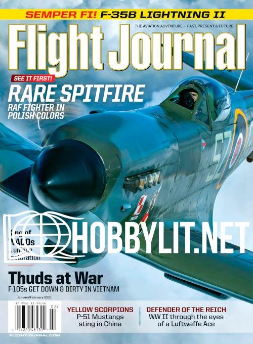 Flight Journal – January/February 2021