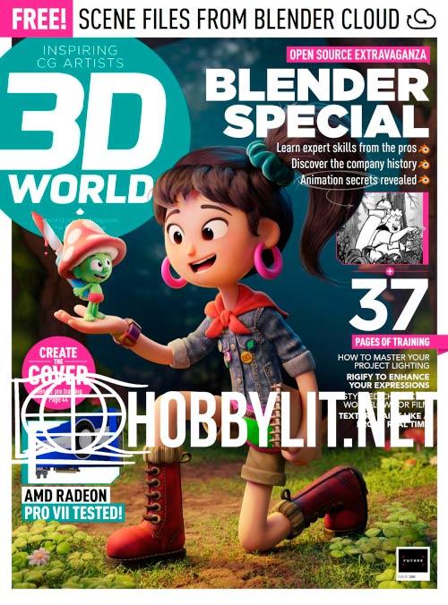 3D World - January 2021