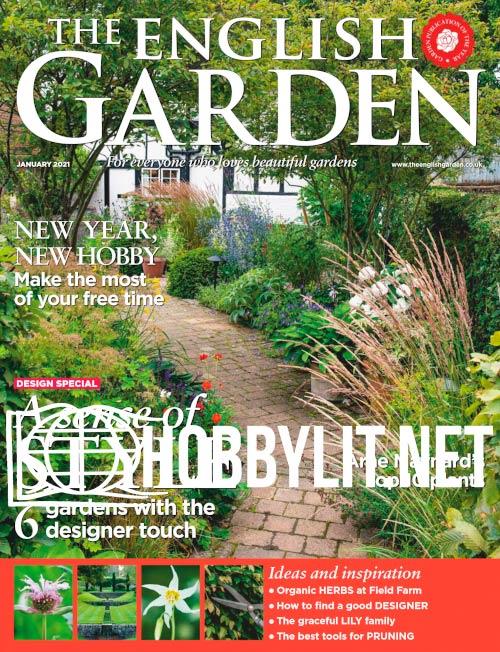 The English Garden - January 2021