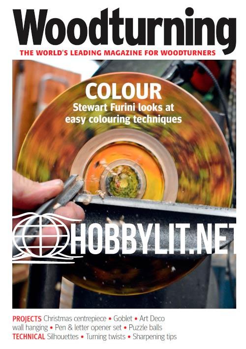Woodturning Issue 351