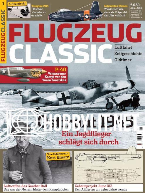 Flugzeug Classic 2021-01