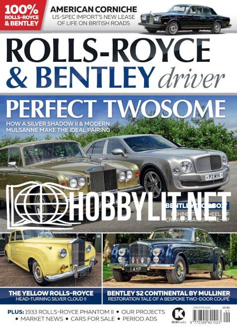 Rolls-Royce & Bentley Driver - January/February 2021