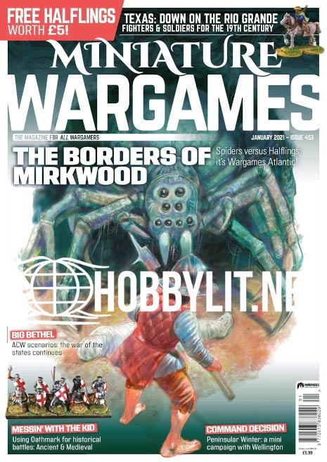 Miniature Wargames - January 2021