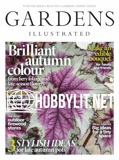 Gardens Illustrated - November 2020