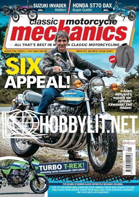 Classic Motorcycle Mechanics - January 2021