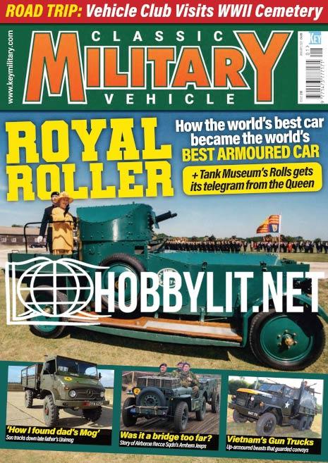 Classic Military Vehicle – January 2021