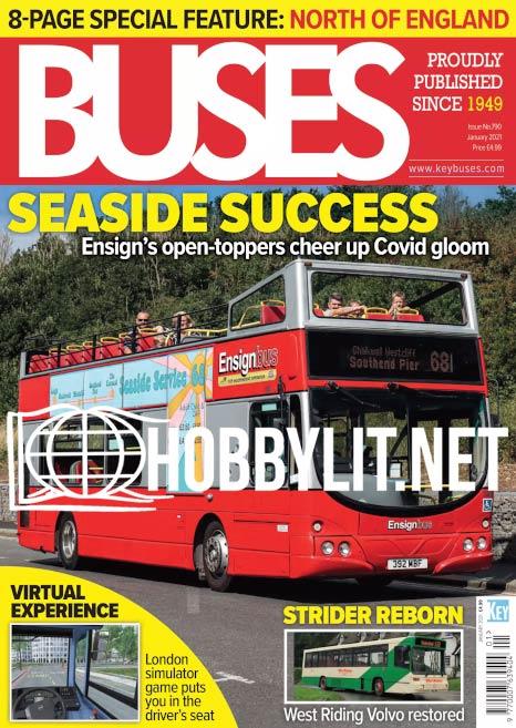 Buses - January 2021