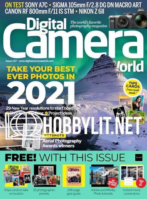 Digital Camera World - January 2021