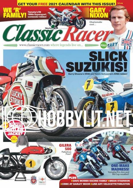 Classic Racer - January/February 2021
