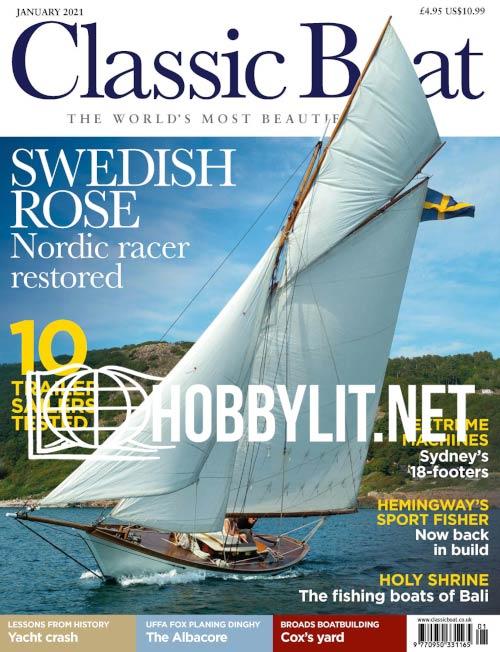 Classic Boat - January 2021