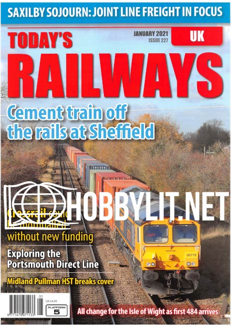Today's Railways UK - January 2021