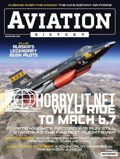 Aviation History - January 2021