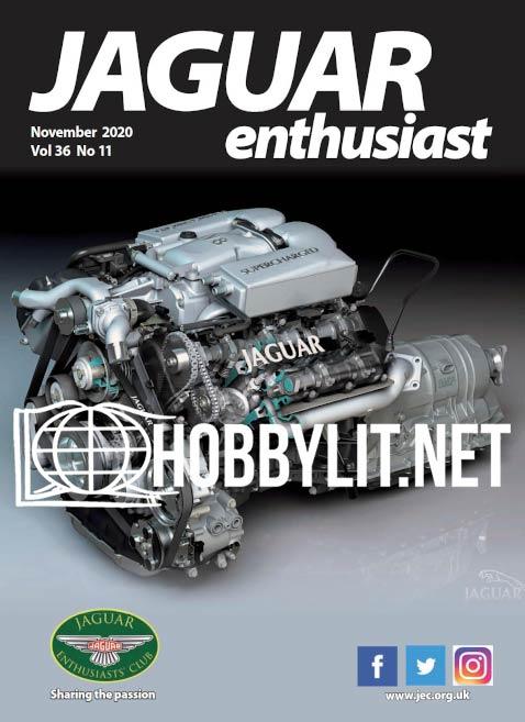 Jaguar Enthusiast - November 2020