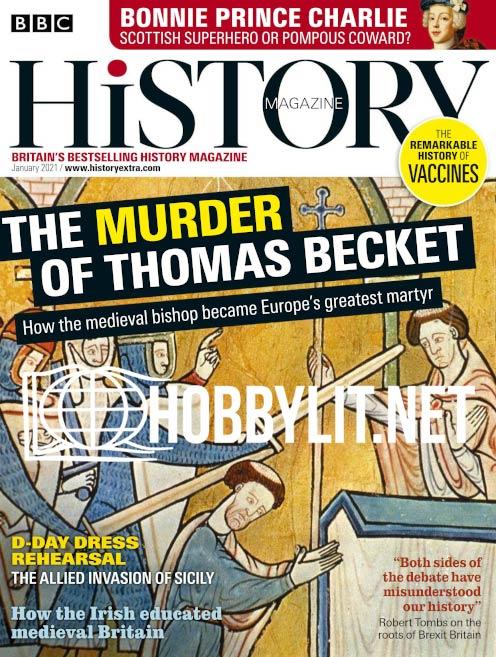 History Magazine - January 2021