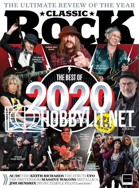 Classic Rock - January 2021