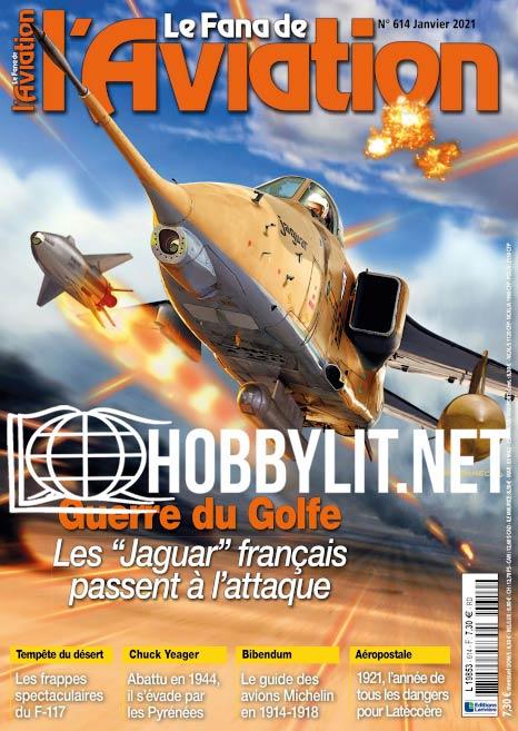 Le Fana de L'Aviation - Janvier 2021