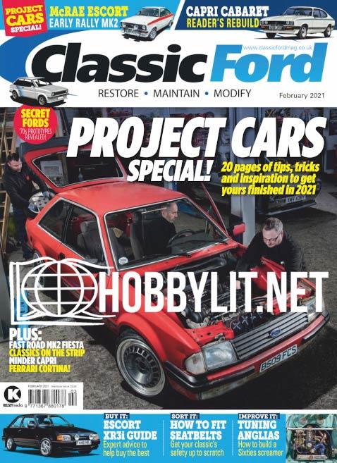 Classic Ford - February 2021
