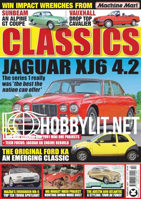 Classics Monthly - February 2021