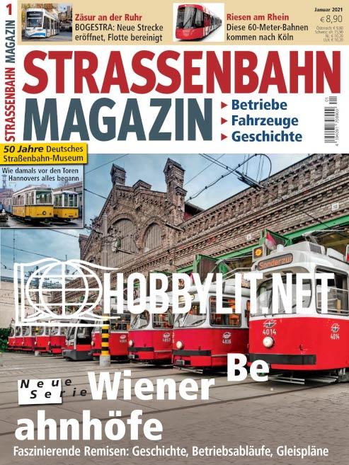 Strassenbahn Magazin - Januar 2021