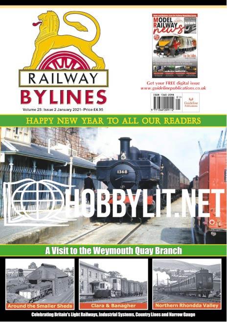 Railway Bylines - January 2021