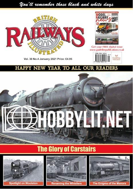 British Railways Illustrated - January 2021