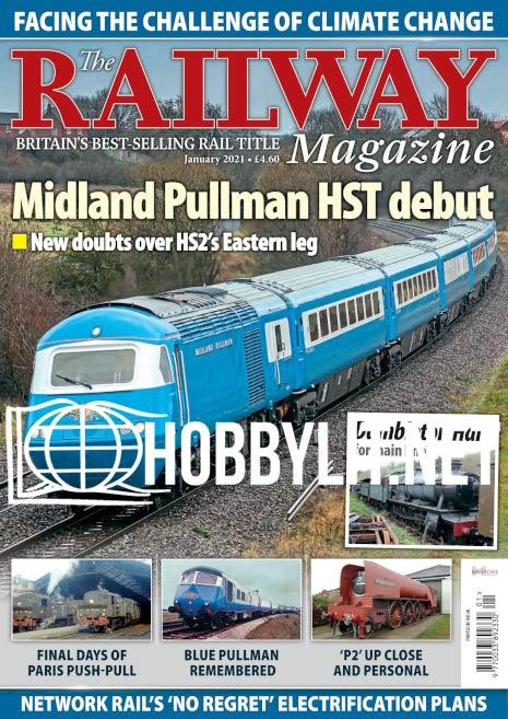 The Railway Magazine - January 2021