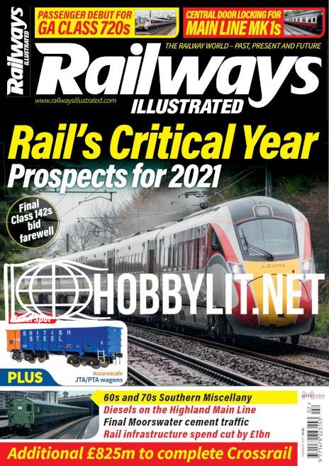 Railways Illustrated - February 2021