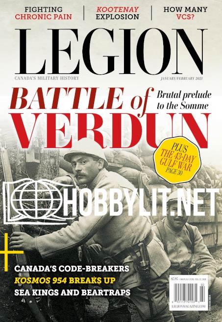 Legion - January/February 2021