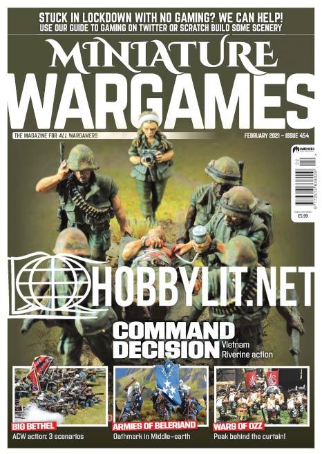 Miniature Wargames - February 2021