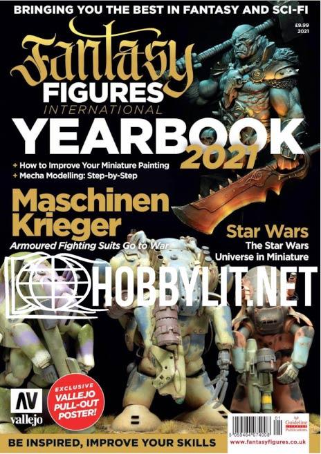Fantasy Figures International Yearbook 2021
