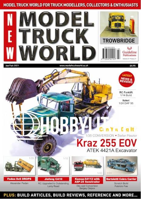 Model Truck World Issue 1 - January/February 2021