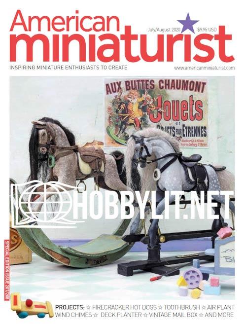 American Miniaturist - July/August 2020