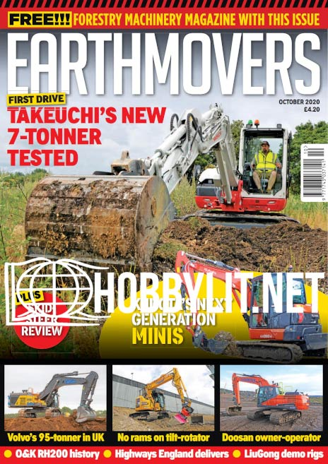 Earthmovers - October 2020