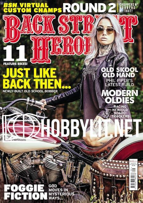 Back Street Heroes Issue 437 - September 2020