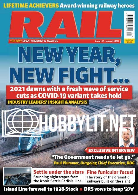 RAIL 13 January 2021