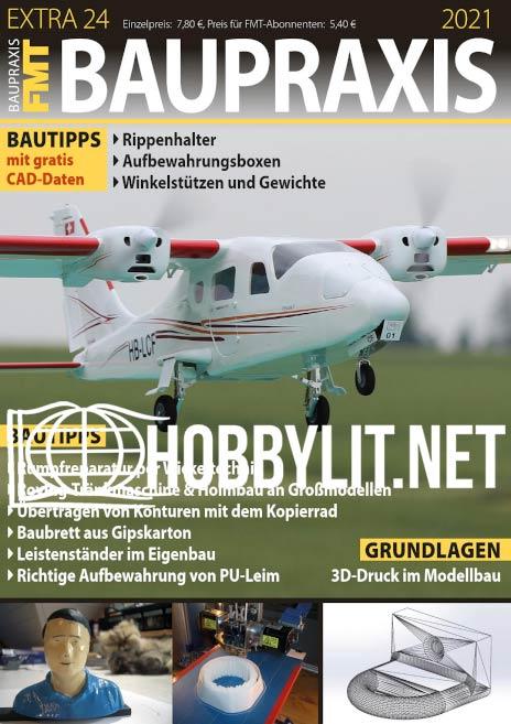 Flugmodell und Technik Extra 24 Baupraxis 2021