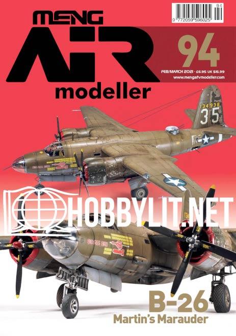 AIR Modeller - February/March 2021