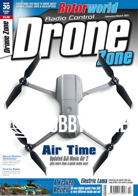 Radio Control DroneZone - February-March 2021