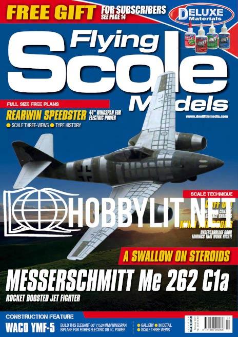 Flying Scale Models - February 2021